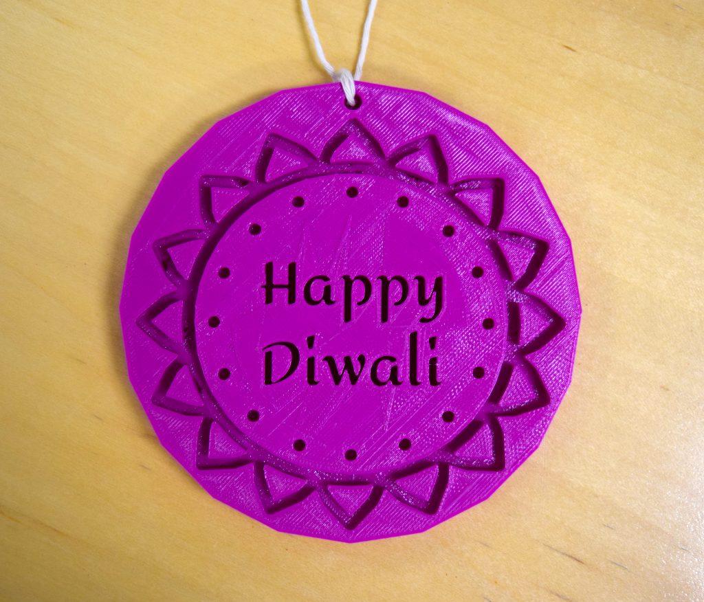 Diwali ornament.
